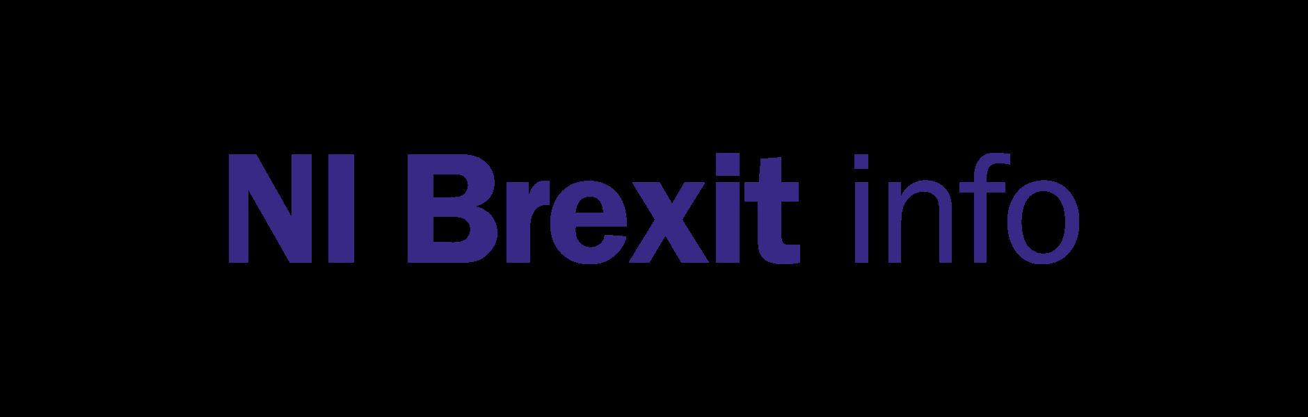 NI Brexit info