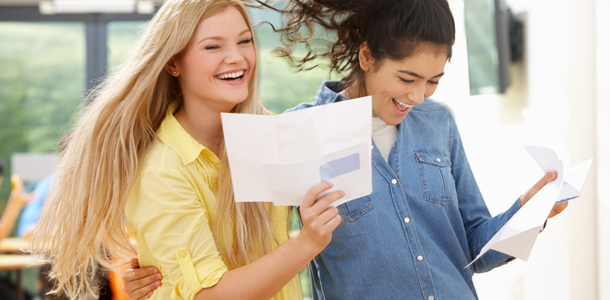 A Level and GCSE exam results explore your options