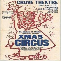 Christmas Circus Picture