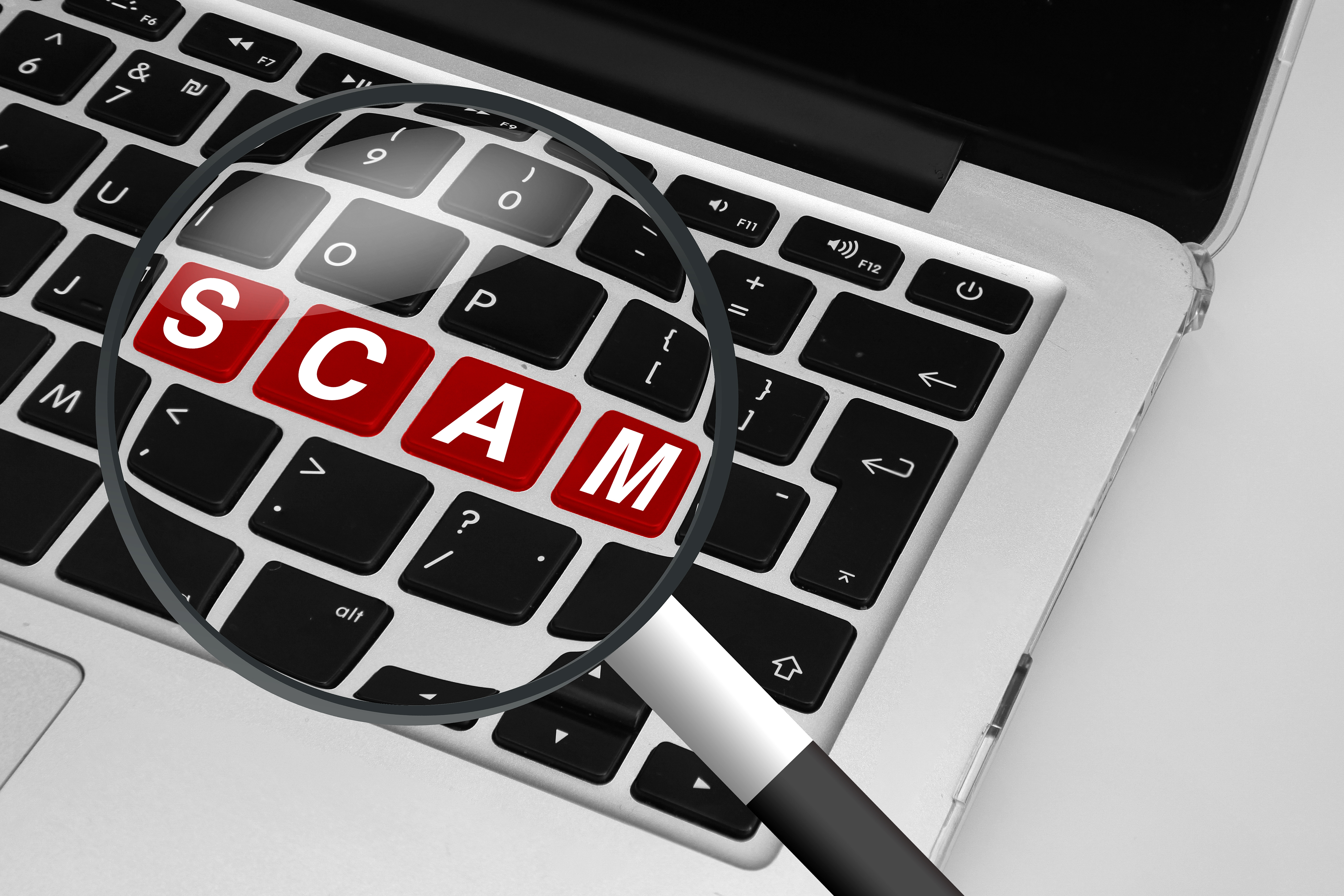 Avoid Getting Caught Out By Scams Nidirect
